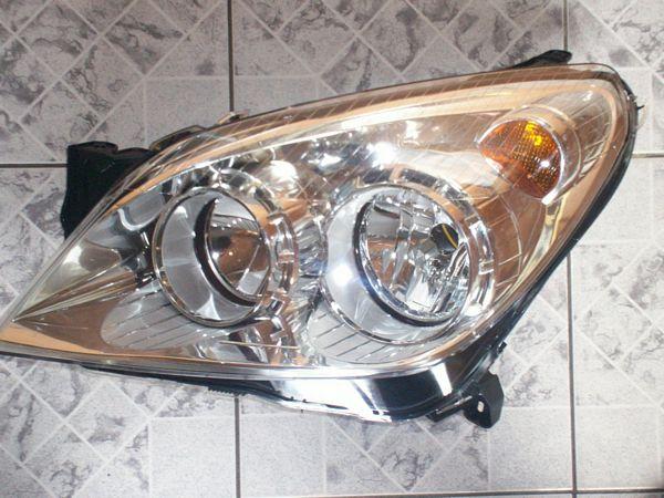 Lampa Reflektor Opel Astra H Lewy Lifting Sklep