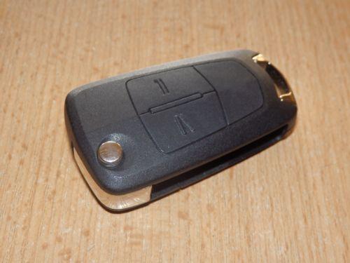 Chłodny Obudowa kluczyka - Pilot Opel Astra H Zafira B 2 Przyciski UU24